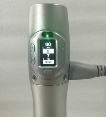 Mobile shockwave therapy device 2