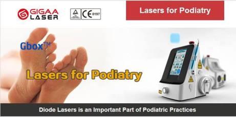 Terapia Laser per le onicomicosi con GBox 10F e GBox 15B